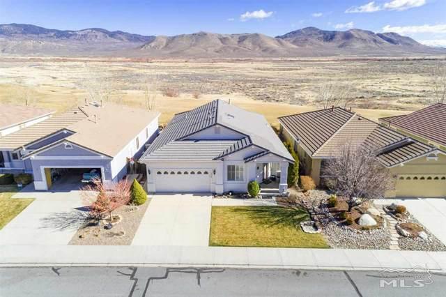 3505 Long Drive, Minden, NV 89423 (MLS #210002252) :: Vaulet Group Real Estate