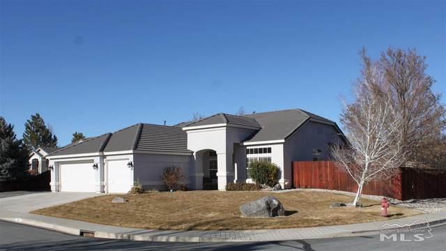 340 Indian Springs Ct., Sparks, NV 89436 (MLS #210002274) :: NVGemme Real Estate