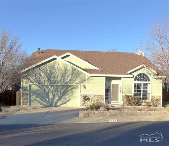 4648 Windcrest Dr, Reno, NV 89523 (MLS #210002329) :: Craig Team Realty
