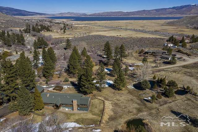 4150 County Line Road, Carson City, NV 89703 (MLS #210002387) :: Vaulet Group Real Estate