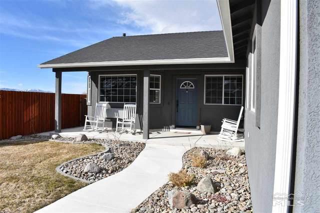 260 Walker, Gardnerville, NV 89410 (MLS #210002434) :: NVGemme Real Estate