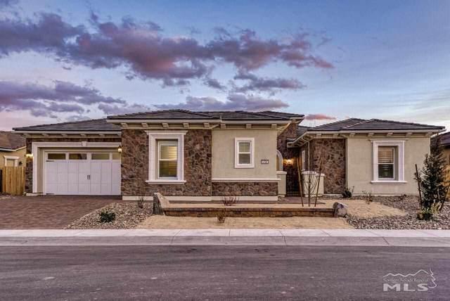 2326 Blushing Rock Drive, Reno, NV 89521 (MLS #210002437) :: Vaulet Group Real Estate