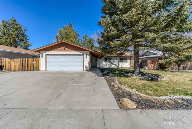 1312 E Robinson St, Carson City, NV 89701 (MLS #210002453) :: Vaulet Group Real Estate