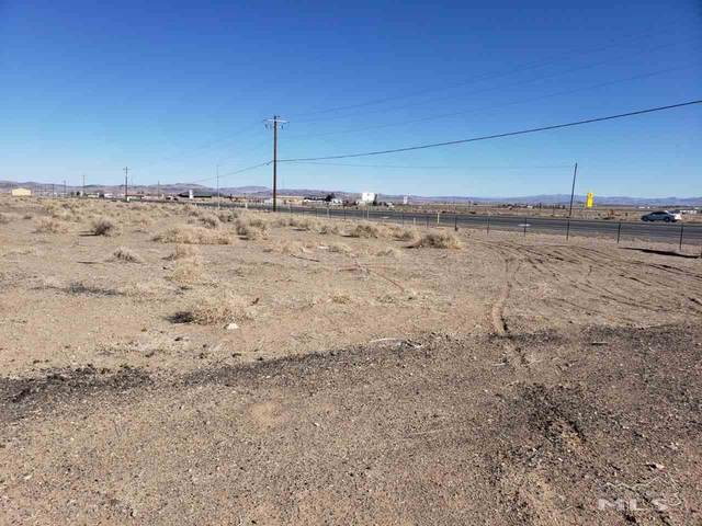 3960 Us Highway 50, Silver Springs, NV 89429 (MLS #210002464) :: NVGemme Real Estate