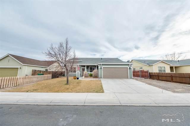 109 South End Dr, Dayton, NV 89403 (MLS #210002468) :: Chase International Real Estate