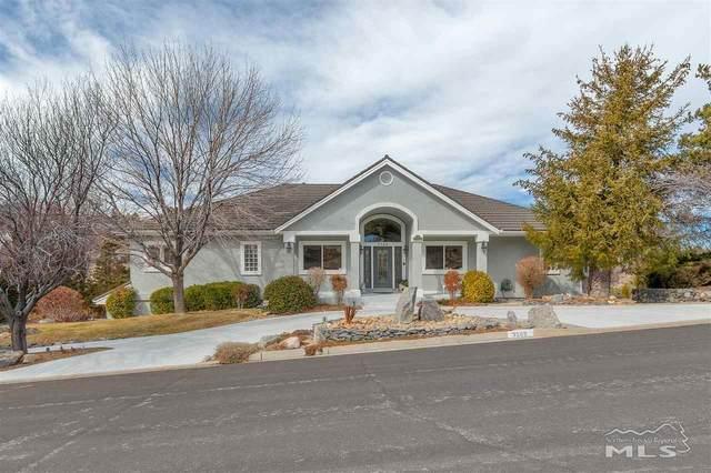 3505 Meridian Ln, Reno, NV 89509 (MLS #210002495) :: Vaulet Group Real Estate