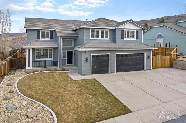 4459 White Fish Drive, Reno, NV 89511 (MLS #210002528) :: NVGemme Real Estate