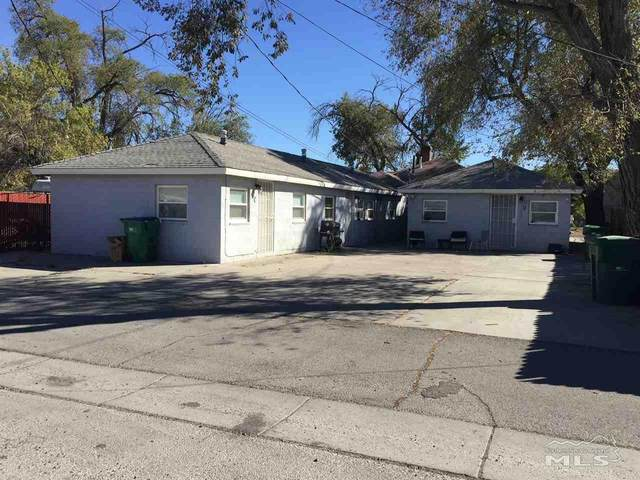 1950 A St, Sparks, NV 89431 (MLS #210002642) :: Theresa Nelson Real Estate