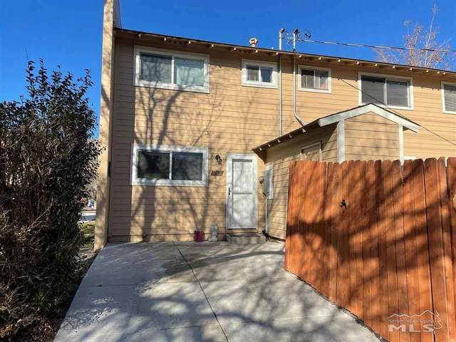 1190 S Curry St, Carson City, NV 89703 (MLS #210002669) :: Morales Hall Group