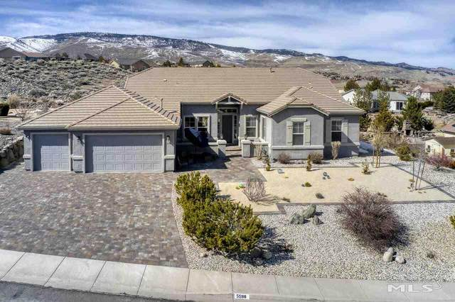 5598 N White Sands, Reno, NV 89511 (MLS #210002678) :: NVGemme Real Estate