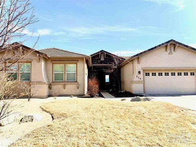 620 Rabbit Ridge Ct, Reno, NV 89511 (MLS #210002679) :: Theresa Nelson Real Estate