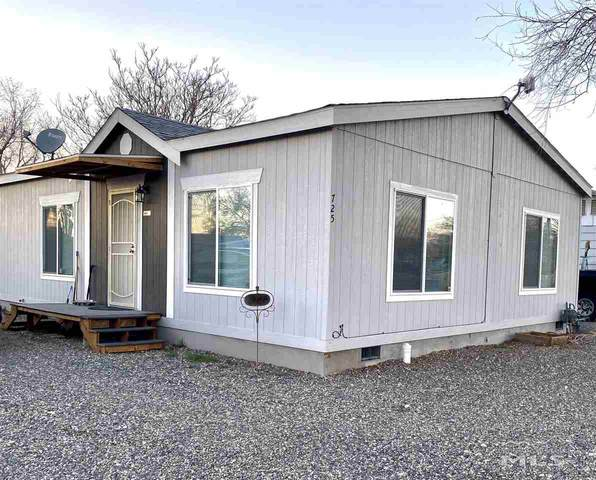 725 Grinnel, Lovelock, NV 89419 (MLS #210002771) :: Colley Goode Group- eXp Realty