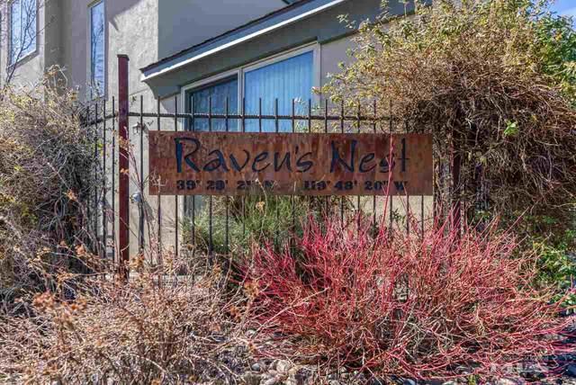 3677 Warren Way A, Reno, NV 89509 (MLS #210002785) :: Craig Team Realty