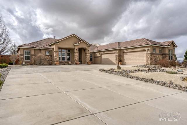 4579 Thorpe Court, Sparks, NV 89436 (MLS #210002791) :: NVGemme Real Estate