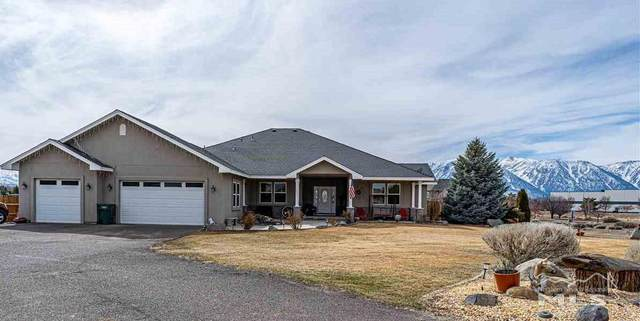 1131 Jo Ln, Gardnerville, NV 89410 (MLS #210002835) :: Colley Goode Group- eXp Realty