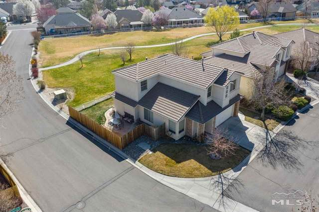 1231 Flintwood Drive, Carson City, NV 89703 (MLS #210003227) :: Morales Hall Group