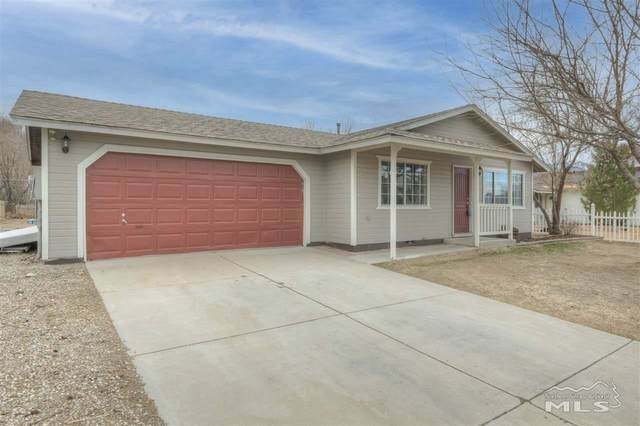 425 Keystone, Dayton, NV 89403 (MLS #210003281) :: Morales Hall Group