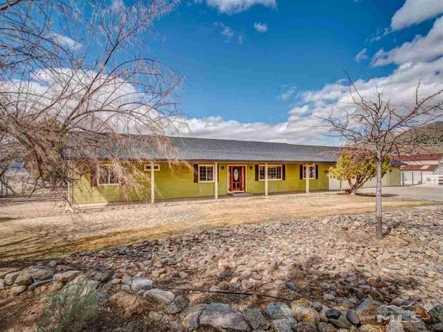 2864 Squires, Minden, NV 89423 (MLS #210003309) :: NVGemme Real Estate