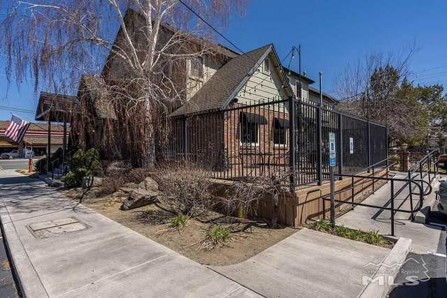 1644 N Hwy 395, Minden, NV 89423 (MLS #210003369) :: NVGemme Real Estate