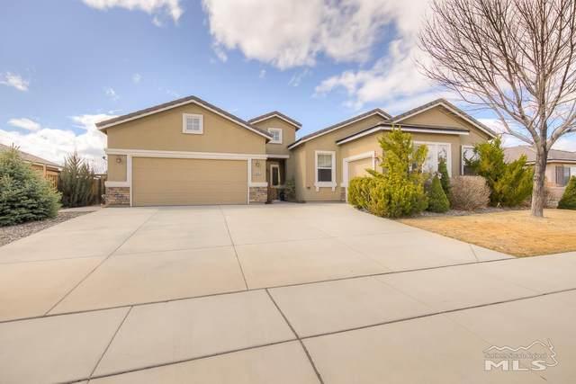 4087 Wisdom, Sparks, NV 89436 (MLS #210003408) :: Vaulet Group Real Estate