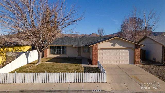 1334 Slide Mountain, Carson City, NV 89703 (MLS #210003593) :: Morales Hall Group