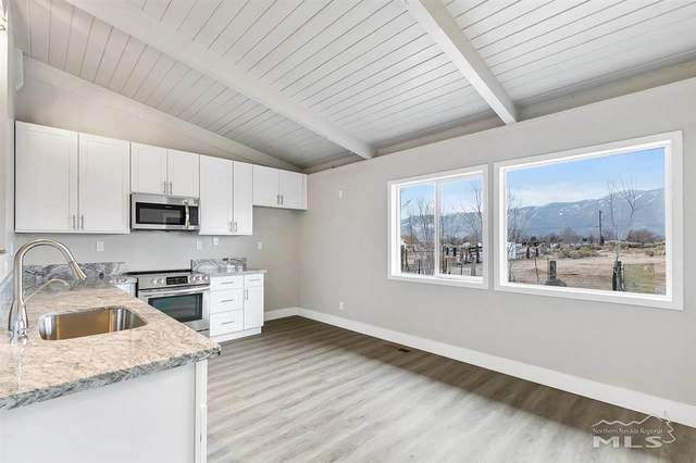 3075 White Pine, Washoe Valley, NV 89704 (MLS #210003692) :: Morales Hall Group