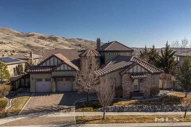 1850 Graysburg Drive, Reno, NV 89523 (MLS #210003810) :: Morales Hall Group
