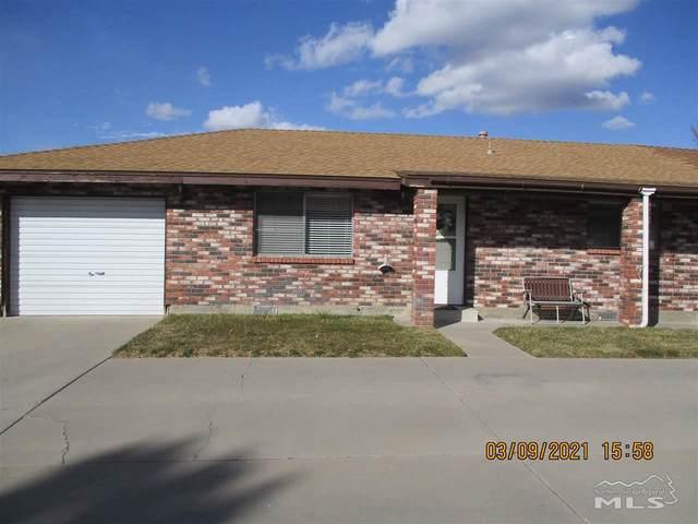807 Travis Drive, Carson City, NV 89701 (MLS #210003975) :: Morales Hall Group