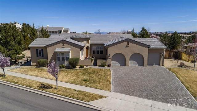 1980 Bechtol Ridge Circle, Reno, NV 89523 (MLS #210004130) :: Morales Hall Group