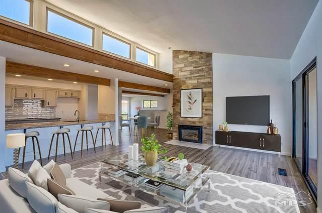 3489 Skyline Blvd, Reno, NV 89509 (MLS #210004137) :: Vaulet Group Real Estate