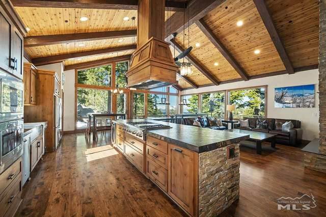 188 S Benjamin Drive, Stateline, NV 89449 (MLS #210004141) :: Theresa Nelson Real Estate