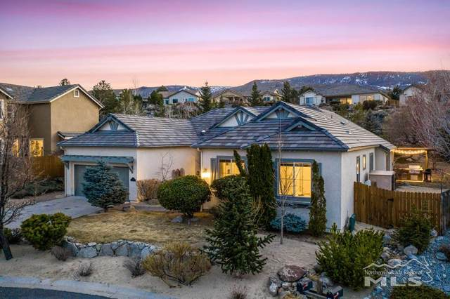 516 Spirit Ridge Ct, Reno, NV 89511 (MLS #210004163) :: Morales Hall Group