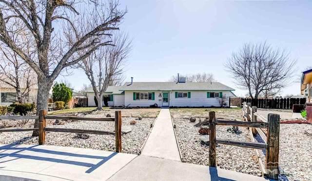 541 Rachel Court, Fallon, NV 89406 (MLS #210004191) :: NVGemme Real Estate