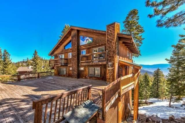 257 Quaking Aspen, Stateline, NV 89449 (MLS #210004254) :: Chase International Real Estate
