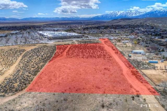 900 Jacks Valley Road, Carson City, NV 89705 (MLS #210004297) :: NVGemme Real Estate