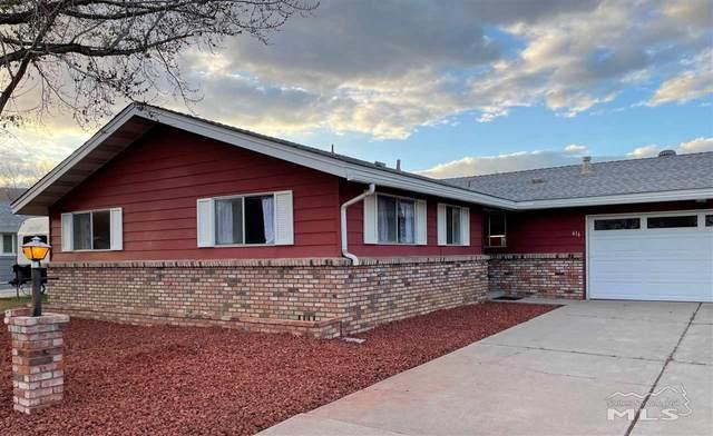 616 Lander Dr., Carson City, NV 89701 (MLS #210004303) :: Morales Hall Group