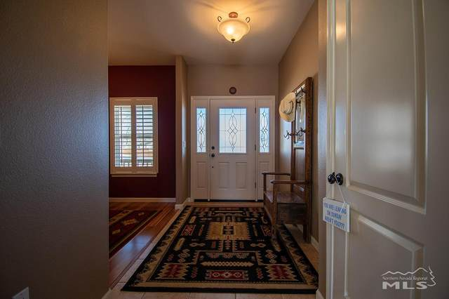 611 Rabe Way, Carson City, NV 89701 (MLS #210004355) :: NVGemme Real Estate