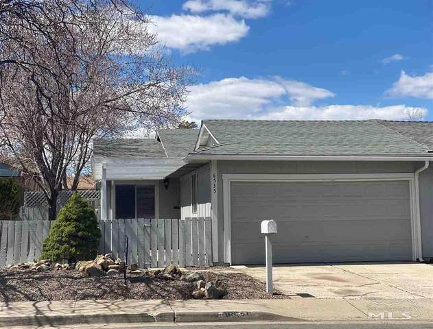 6535 Peppermint, Reno, NV 89502 (MLS #210004412) :: Morales Hall Group