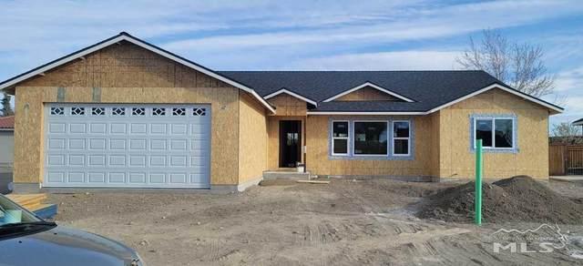 1623 Ray Court, Fernley, NV 89408 (MLS #210004445) :: NVGemme Real Estate