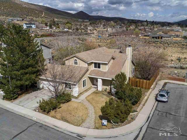 4711 Lango, Carson City, NV 89706 (MLS #210004466) :: Morales Hall Group