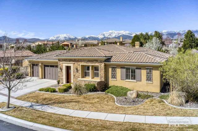 13345 Damonte View Lane, Reno, NV 89511 (MLS #210004625) :: Morales Hall Group