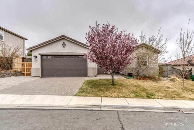 8020 Fire Opal, Reno, NV 89506 (MLS #210004629) :: Morales Hall Group