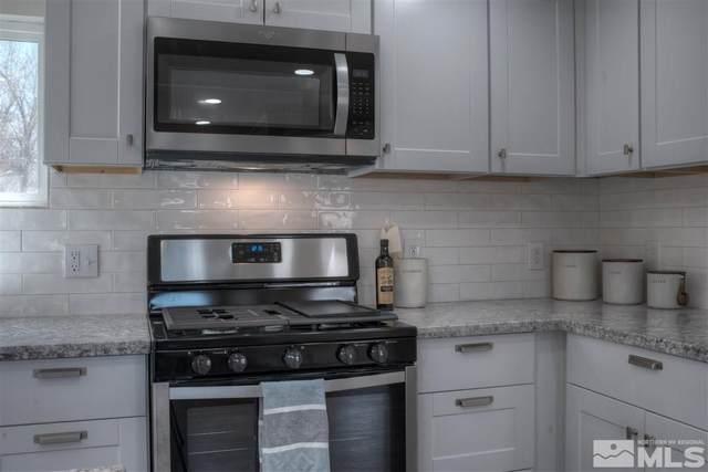 3610 White Pine, Washoe Valley, NV 89704 (MLS #210004644) :: Chase International Real Estate