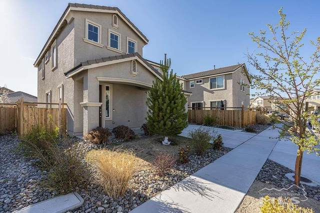 7098 Diversey Drive, Sparks, NV 89436 (MLS #210004649) :: Chase International Real Estate