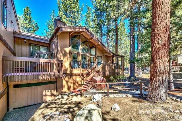 35 Glenbrook Ct, Stateline, NV 89449 (MLS #210004685) :: The Mike Wood Team