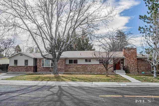 890 Brookfield Drive, Reno, NV 89503 (MLS #210004727) :: Chase International Real Estate
