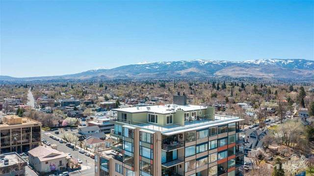 280 Island Avenue #1801, Reno, NV 89501 (MLS #210004745) :: Chase International Real Estate