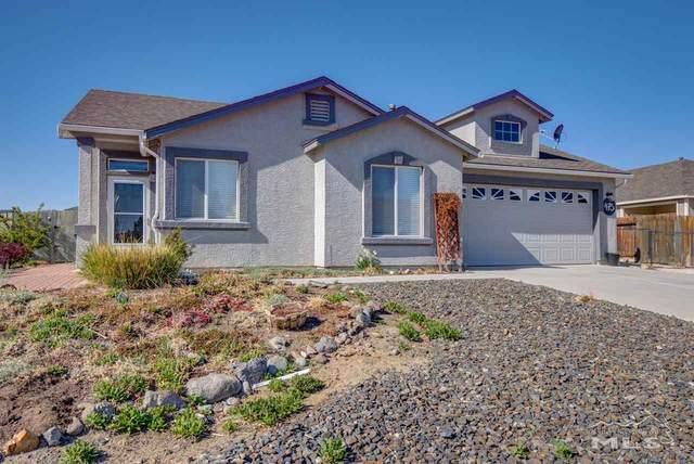 475 Occidental, Dayton, NV 89403 (MLS #210004767) :: Chase International Real Estate