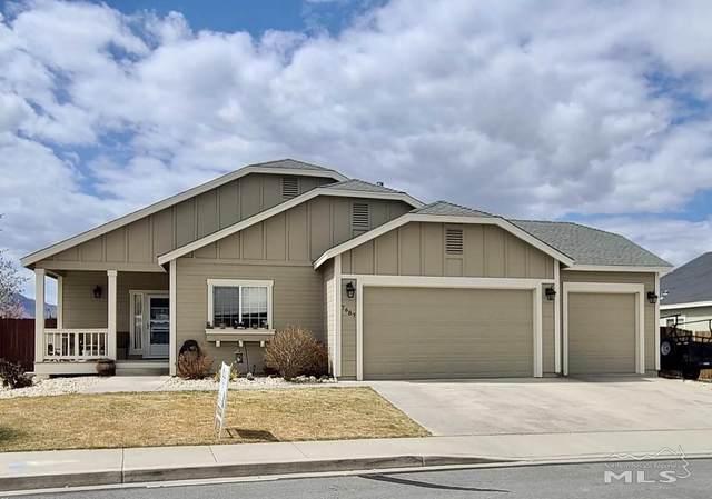 7687 Crest Bluff Drive, Reno, NV 89506 (MLS #210004797) :: Vaulet Group Real Estate