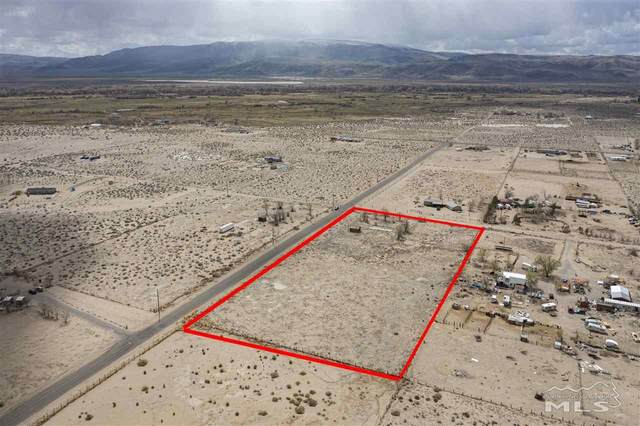 2470 Cougar, Silver Springs, NV 89429 (MLS #210004815) :: Vaulet Group Real Estate